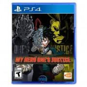 Jogo PS4 My Hero One's Justice