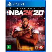 Jogo PS4 NBA 2K20
