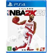 Jogo PS4 NBA 2K21
