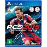 Jogo PS4 Pes 2015