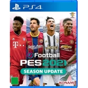 Jogo PS4 Pro Evolution Soccer EFootball PES 2021