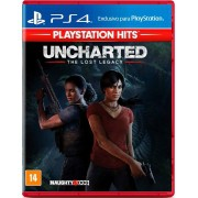 Jogo PS4 Uncharted Playstation Hits