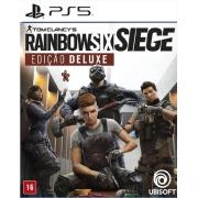 Jogo PS5 Tom Clancy´s Rainbow Six Siege Ed. DeLuxe