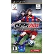 Jogo PSP Novo Pro Evolution Soccer 2011