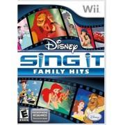 Jogo Wii Disney Sing It: Family Hit