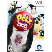 Jogo WII Petz Crazy Monkeyz