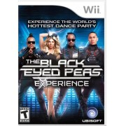 Jogo Wii The Black Eyed Peas Experience