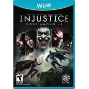 Jogo Wii U Usado Injustice: Gods Among Us