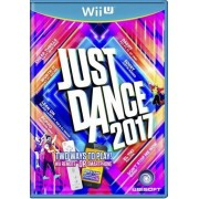 Jogo Wii U Usado Just Dance 2017