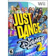 Jogo Wii Usado Just Dance: Disney Party 2