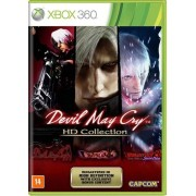 Jogo XBOX 360 Devil May Cry HD Collection