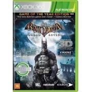 Jogo XBOX 360 NOVO Batman Arkham Asylum - Game of The Year