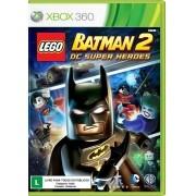 Jogo Xbox 360 NOVO Lego Batman 2: DC Super Heroes