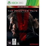 Jogo Xbox 360 NOVO Metal Gear Solid V - The Phantom Pain