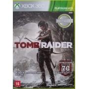 Jogo Xbox 360 NOVO Tomb Raider - Platinum Hits