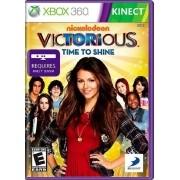 Jogo Xbox 360 NOVO Victorious Time to Shine