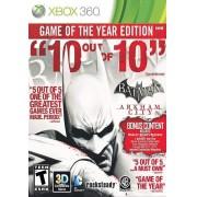Jogo XBOX 360 Usado Batman Arkham City Goty