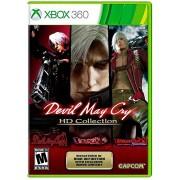 Jogo XBOX 360 Usado Devil May Cry HD Collection