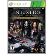 Jogo XBOX 360 Usado Injustice: Gods Among Us