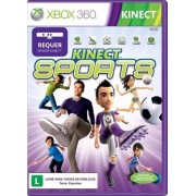 Jogo XBOX 360 Usado Kinect Sports