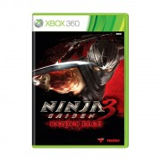 Jogo XBOX 360 Usado Ninja Gaiden 3 Razors Edge