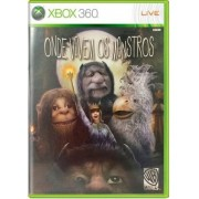 Jogo XBOX 360 Usado Onde Vivem Os Monstros