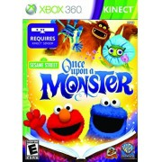 Jogo XBOX 360 Usado Sesame Street Once Upon A Monster