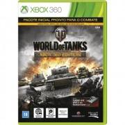 Jogo XBOX 360 Usado World Of Tanks