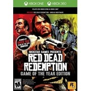 Jogo Xbox 360 / Xbox One - Red Dead Redemption: Game of the Year Edition