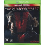 Jogo Xone Metal Gear Solid V: The Phantom Pain