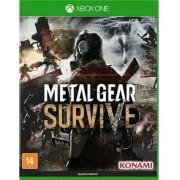 Jogo Xone Metal Gear Survive