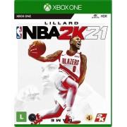 Jogo Xone NBA 2K21