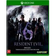 Jogo Xone Resident Evil 6