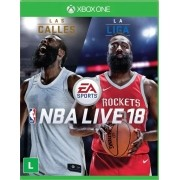 Jogo Xone Usado NBA Live 18