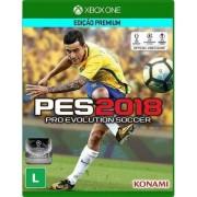 Jogo Xone Usado Pro Evolution Soccer 2018