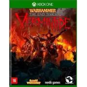 Jogo Xone Usado Warhammer: End Times - Vermintide