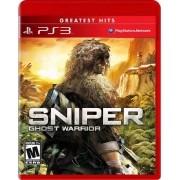 Jogop PS3 NOVO Sniper: Ghost Warrior