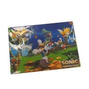 Mousepad Gamer Sonic 28X40CM