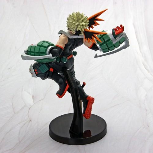 Action Figure My Hero Academia The Amazing Heroes Katsuki Bakugo