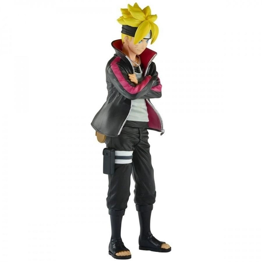 Action Figure Naruto Next Generarion Uzumaki Boruto