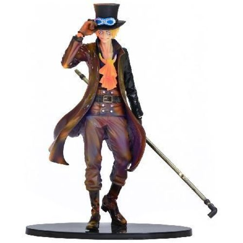 Action Figure One Piece Sabo Color Special