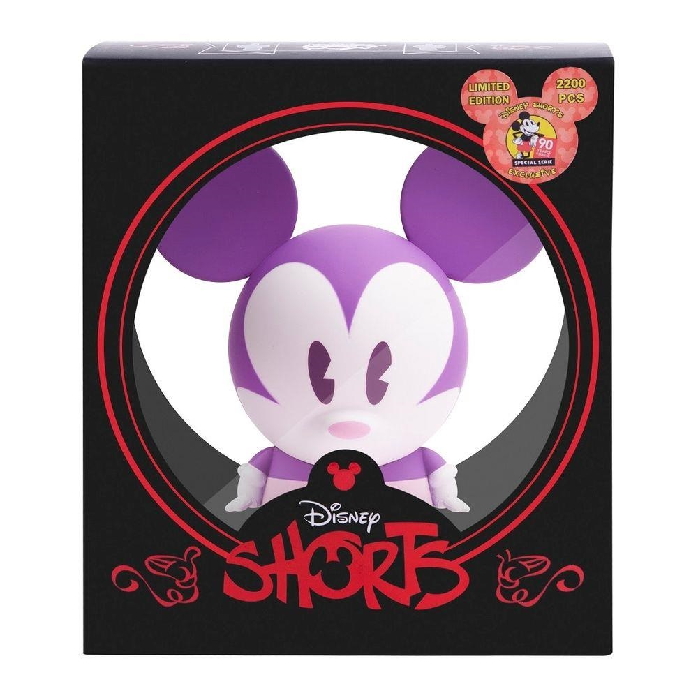Action Figure Shorts  Mickey Lilas
