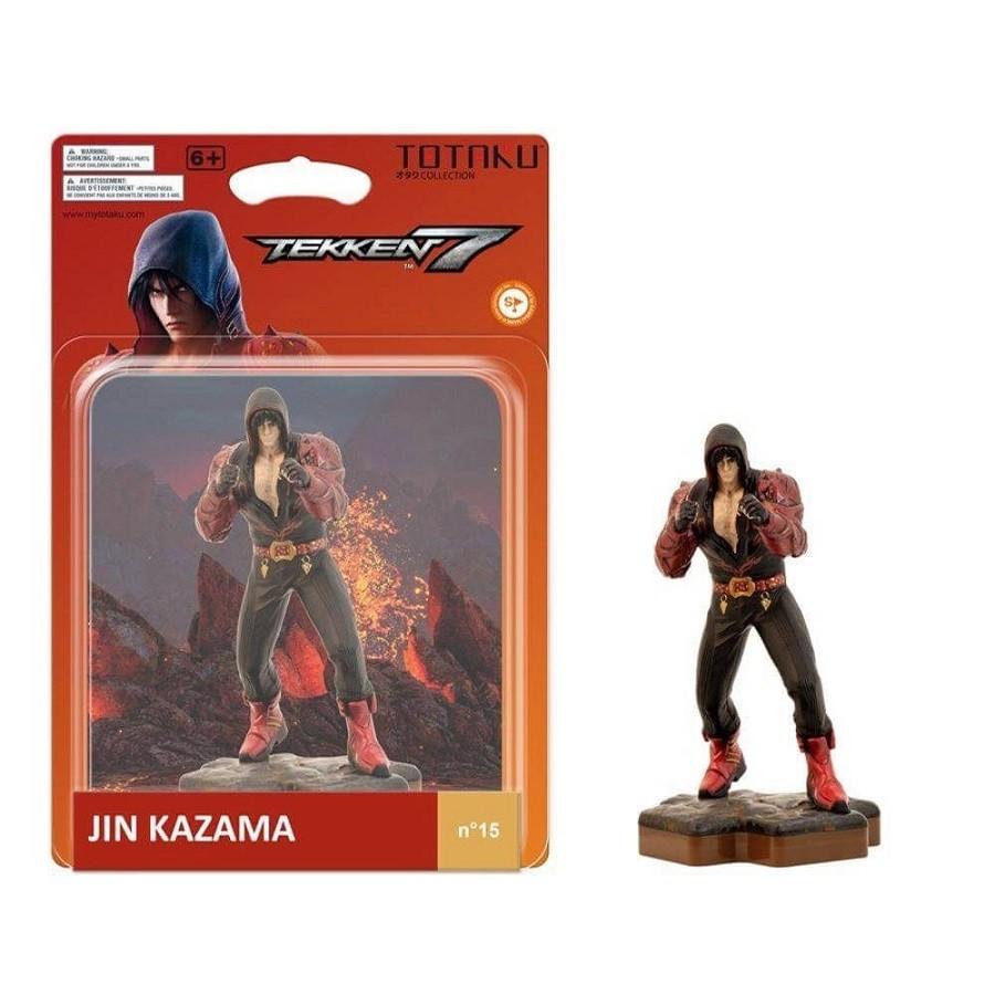 Action Figure Totaku Tekken 7 Jin Kazama