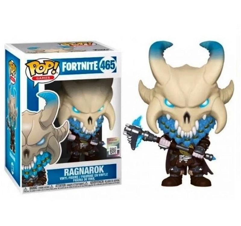 Boneco Funko Pop Fortnite Ragnarok 465