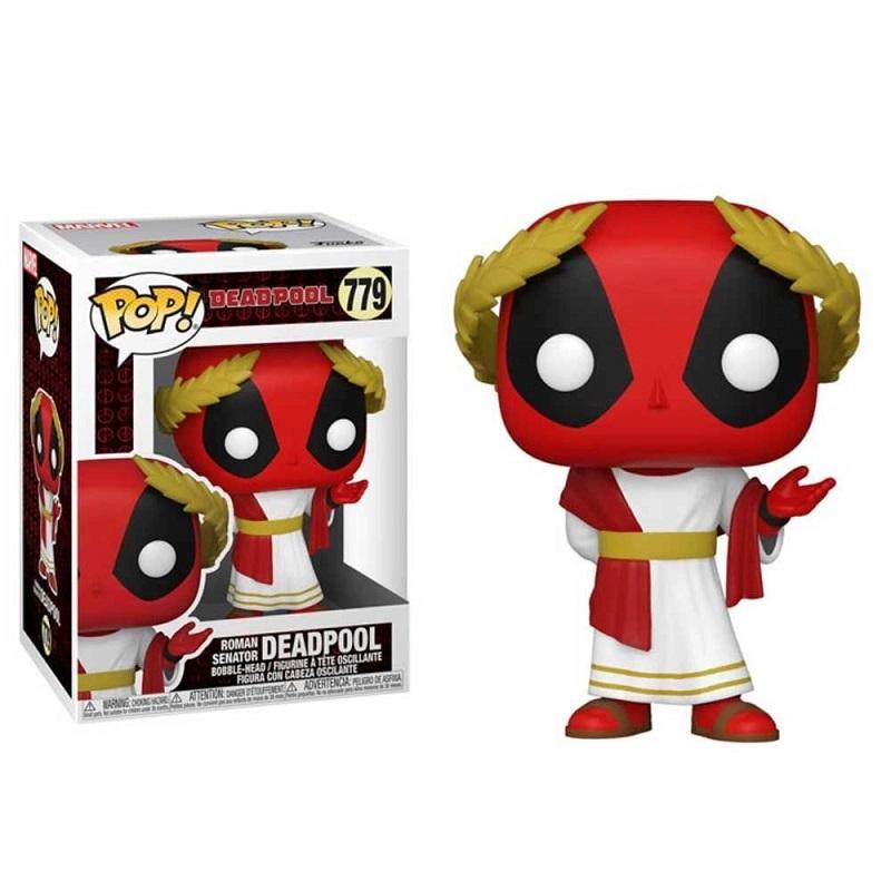 Boneco Funko Pop Marvel Deadpool Senador Romando 779