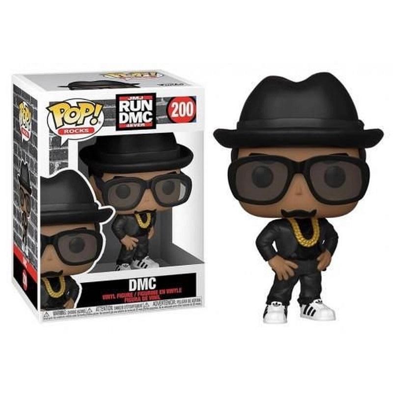 Boneco Funko Pop Rocks Run Dmc 200