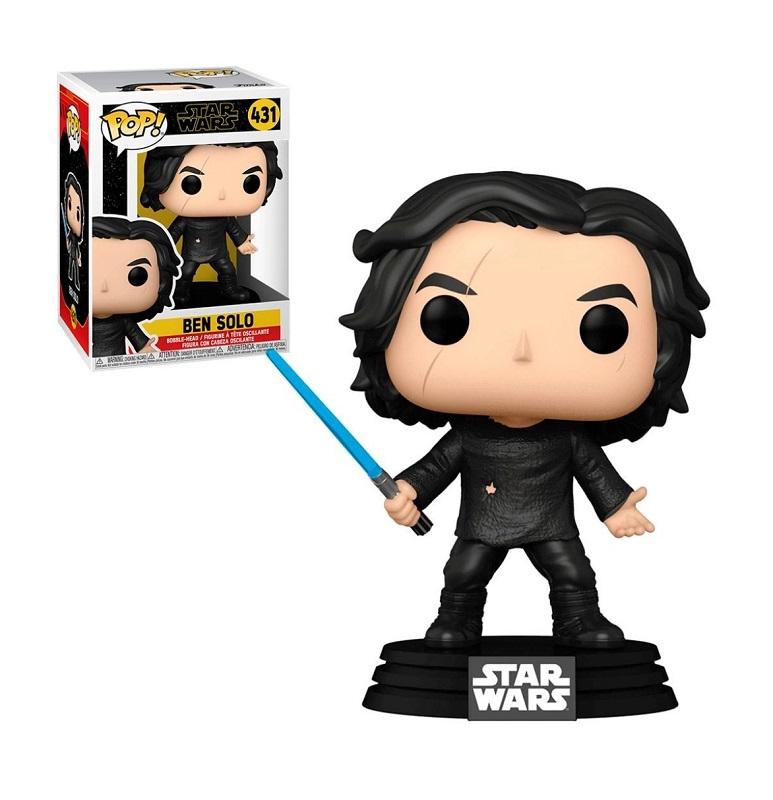 Boneco Funko Pop Star Wars Rise Of Skywalker Ben Solo 431