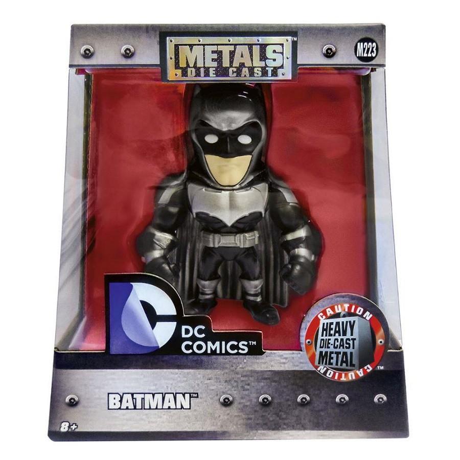 Boneco Metals Die DC Batman