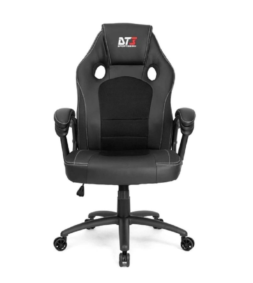 Cadeira Gamer Giratória DT3 Sports GT - Preta