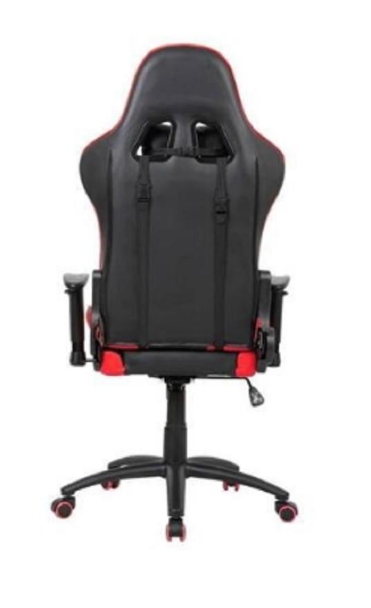 Cadeira Gamer Redragon King of War C601 - Preta e Vermelha